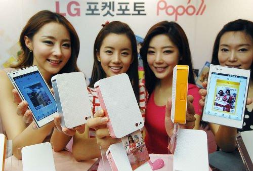 LG推出智能手机专用照片打印机 移动硬盘大小