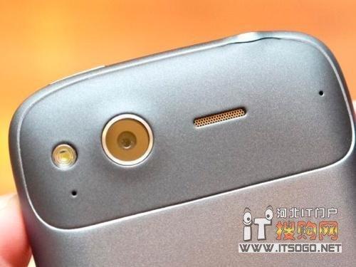 经典时尚智能手机 HTC G12报价1080元