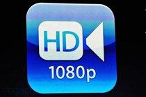 新iPad可以拍摄1080P高清影像