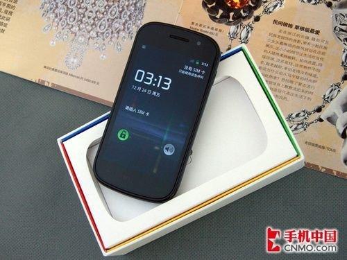 Android 2.3旗舰 谷歌Nexus S怒破3000