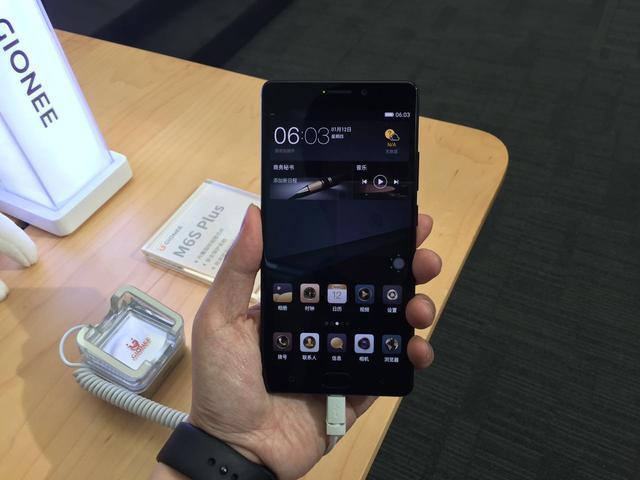 金立M6S Plus发布:6020mAh大电池 3499元起售