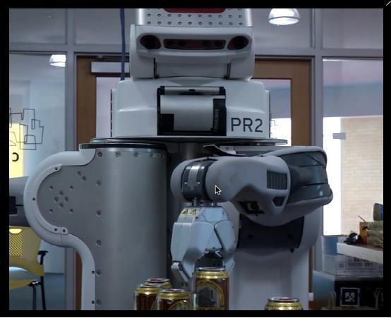 MIT开发机器人调酒师:能自动调酒自动和送酒