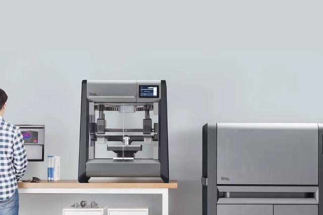 拥有桌面级金属3D打印机不是梦 但是价格可挺贵