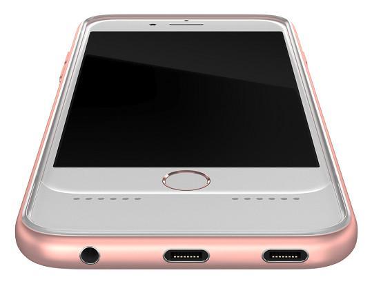 iPhone 7的耳机反人类?这款壳送你一个3.5mm接口