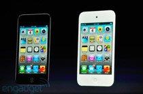 iPod touch白色版亮相
