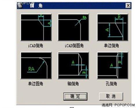 浩辰CAD逗号之上导柱绘制cad教程如何点标注改成把图片
