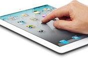 白色版iPad2同时发布
