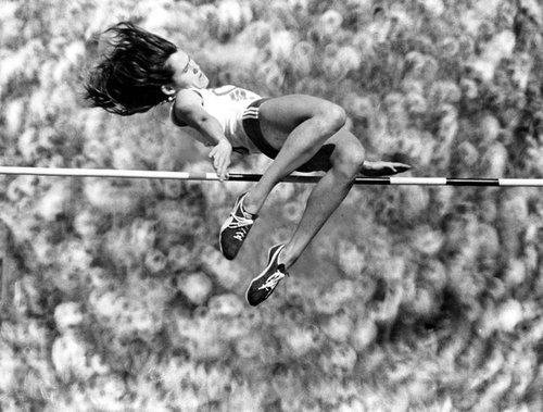 上世纪70年代摄影师拍摄奥运会的装备