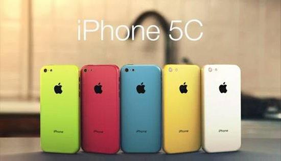 苹果廉价手机iPhone 5C概念视频曝光