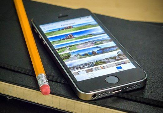 摄影师谈iPhone 5s的全景拍摄功能