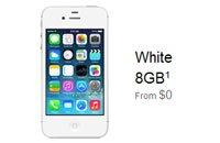 苹果iPhone 5停售 iPhone 4S可签约免费获得