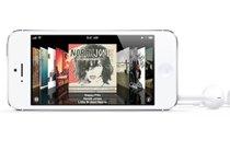 苹果iPhone5白色版