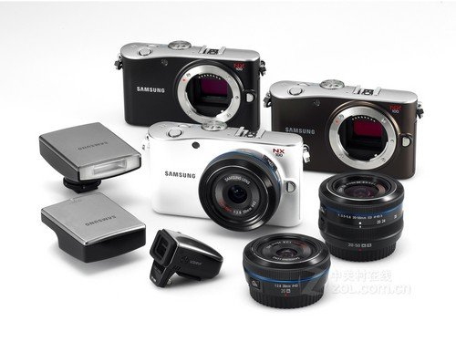 9日相机行情:三星微单NX100售3000元