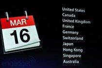 新iPad将于3月16日上市