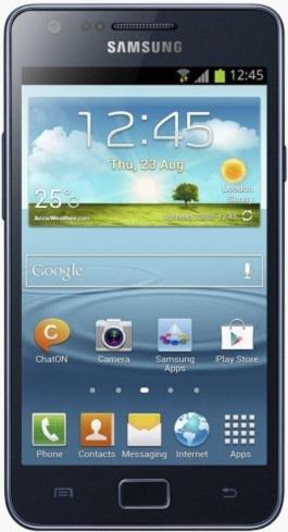 三星Galaxy S II Plus欧洲上市 售价偏高