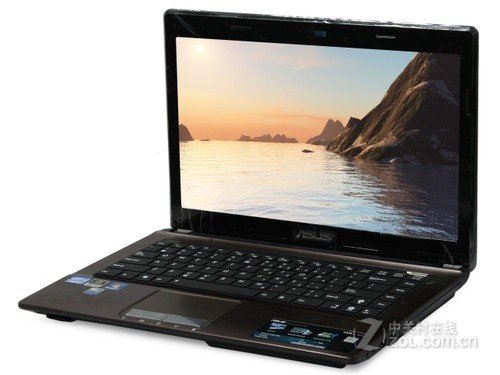 i5芯GT 540M独显 华硕A43游戏本4700元