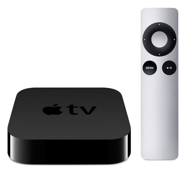 苹果第三代Apple TV停产 但翻新机仍然在售