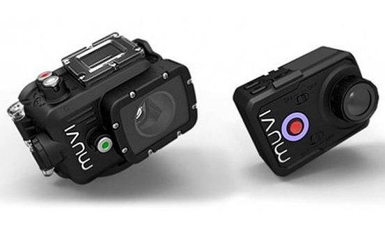 Veho推K系列运动摄像机 100米防水起价1910元