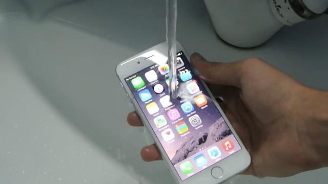 三星有啥我有啥 苹果专利显示iPhone未来防水