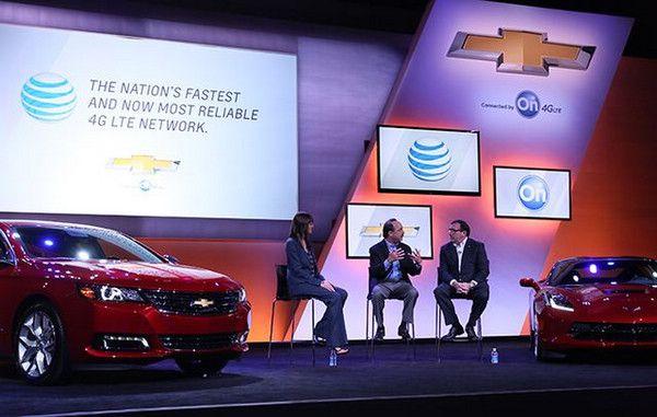 汽车@CES:联姻科技将双赢 车联网提供新战场