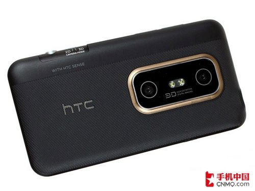 支持裸眼3D视频 HTC EVO 3D降至2999元