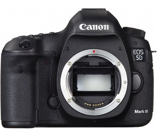 佳能发布5D Mark III全新升级版固件