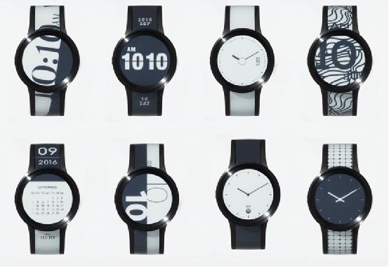 索尼这款电纸屏手表告诉了你什么叫生活品质