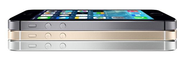 苹果发布iPhone 5c和5s 中国20日首批发售