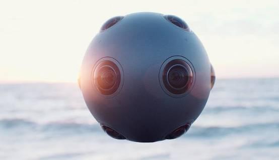诺基亚OZO虚拟现实摄像机外媒观点汇总 贵但值