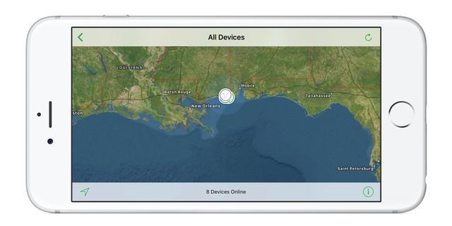 苹果推iOS 10.3新测试系统 AirPods丢了能找回
