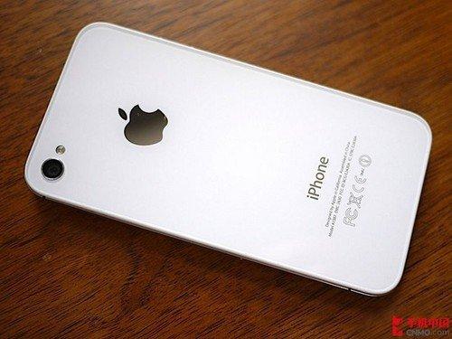 与港版无差价 行货iPhone 4S仅3799元