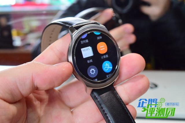 【企鹅评测团】出门就带一块智能手表 撩妹支付全搞定