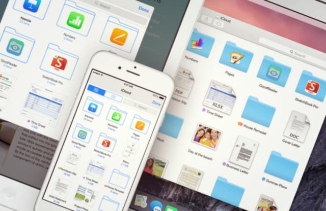 iCloud Drive功能体验:更强大的云服务