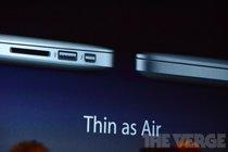 新MacBook Pro厚度与Air相当
