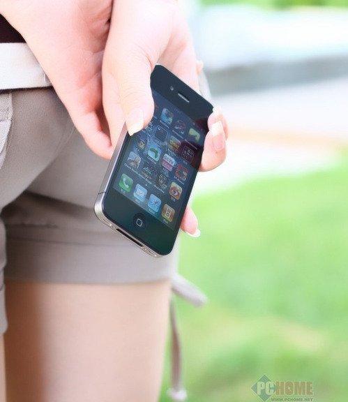 Retina显示技术 苹果iPhone4美版破三千