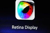 新iPad采用Retina高清屏