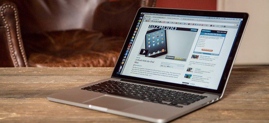 他是职场新星:MacBook Pro Retina 13港版