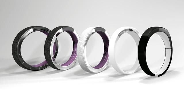 这个智能投影手环把你的手变成屏幕