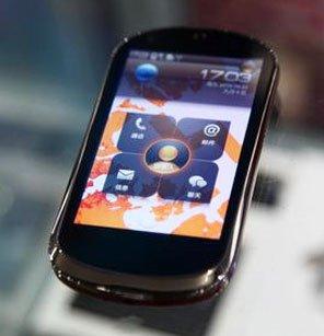 电信版联想乐Phone