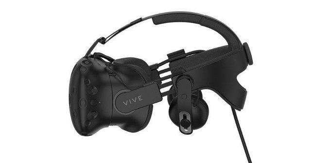 HTC又推了一款Vive专用豪华耳机 从下个月开始发售