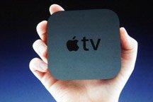 乔布斯发布新Apple TV