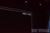 新MacBook Pro配备视网膜屏幕