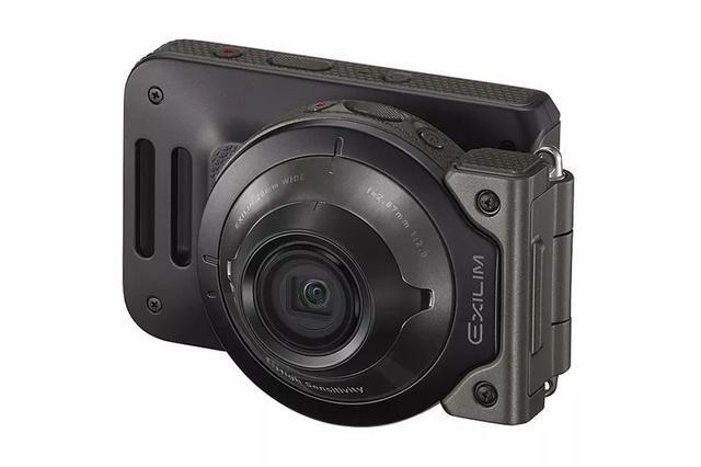 卡西欧推出夜间运动相机 像素居然只有这么低
