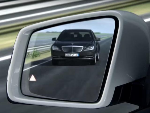 奔驰E级车上将出现11项智能技术 一起看看都有什么