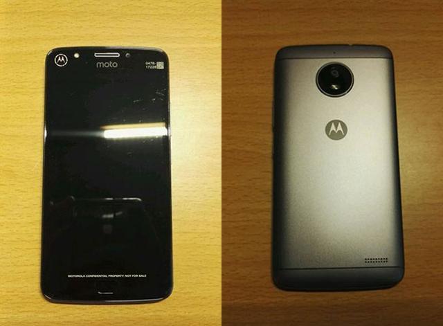 Moto E4 Plus谍照偷跑 配5000mAh大容量电池