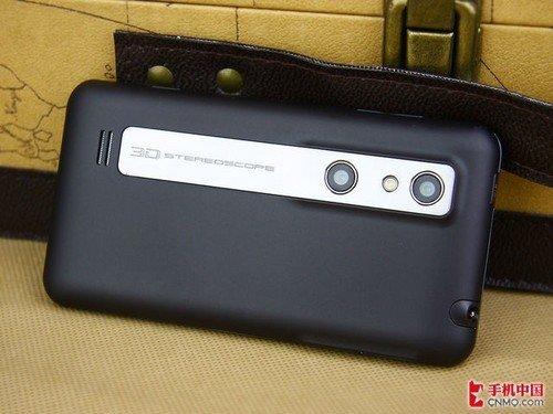 LG P920上市热销 1GHz双核3D智能强机