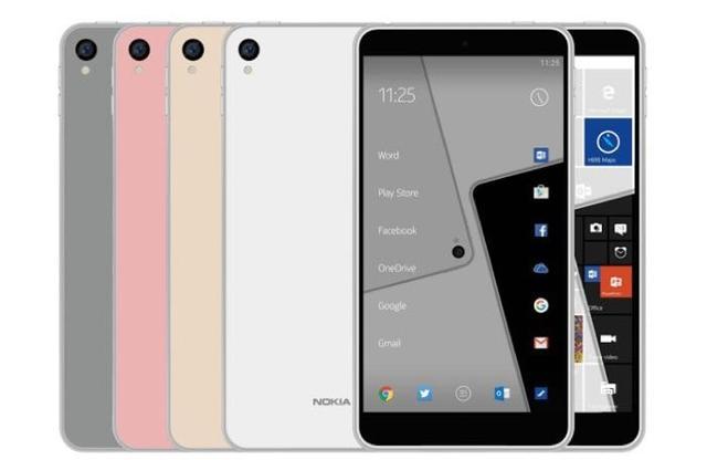 诺基亚Android智能机现身跑分网站 内存仅1GB