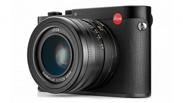 盘点2016年十大年夜袖珍相机 天价莱卡Q排第一