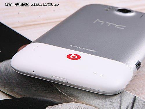 怪兽的白色灵感 HTC sensation XL评测