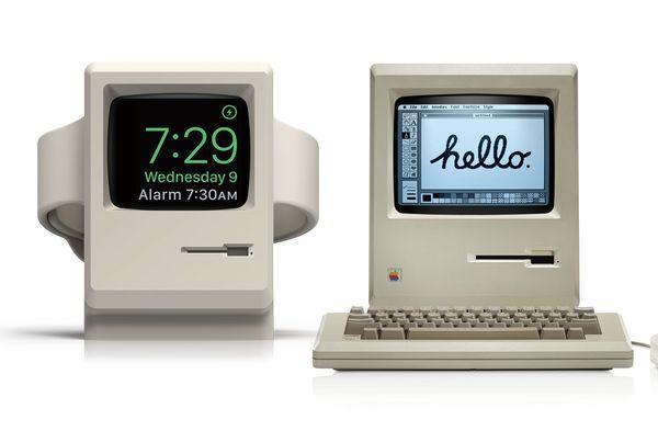 真心会玩!iPhone变复古Mac只需要这个手机壳